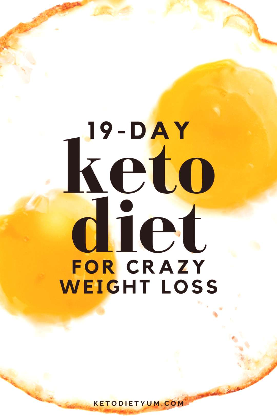 19-Day Keto Diet Plan for Beginners Weight Loss,