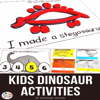 Dinosaur Activities for Kids Are you looking for engaging dinosaur activities that your kids will l