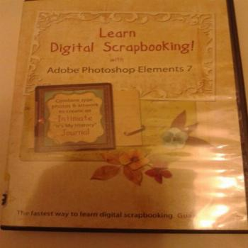 Learn Digital Scrapbooking with Adobe Photoshop Elements 7