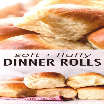 Learn how to make fluffy and soft homemade butter dinner rolls from scratch with this easy bread do