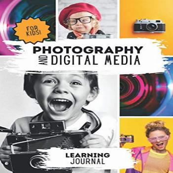 Photography and Digital Media Learning Journal for kids  