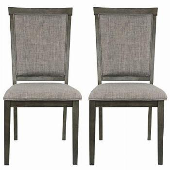 Signature Design by Ashley Chadoni Dining Room Chair, Gray