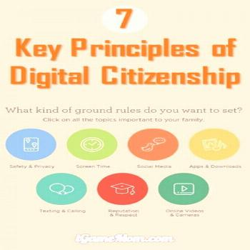 What Is Mobile Learning Computer Science Teach the key principles of citizenship and make them a pa