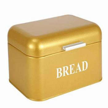 Xbopetda Bread Box for Kitchen Counter, Dry Food Storage