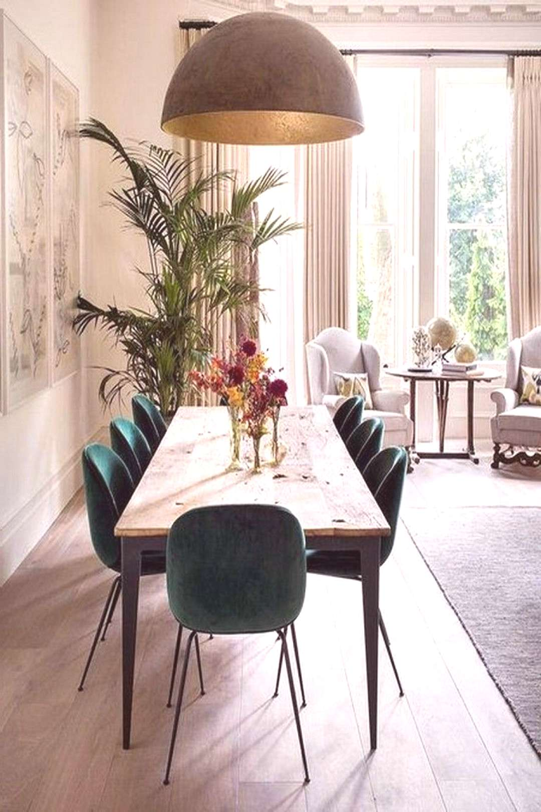 39+ Finest Scandinavian Dining Room Design Ideas With Swedish Style