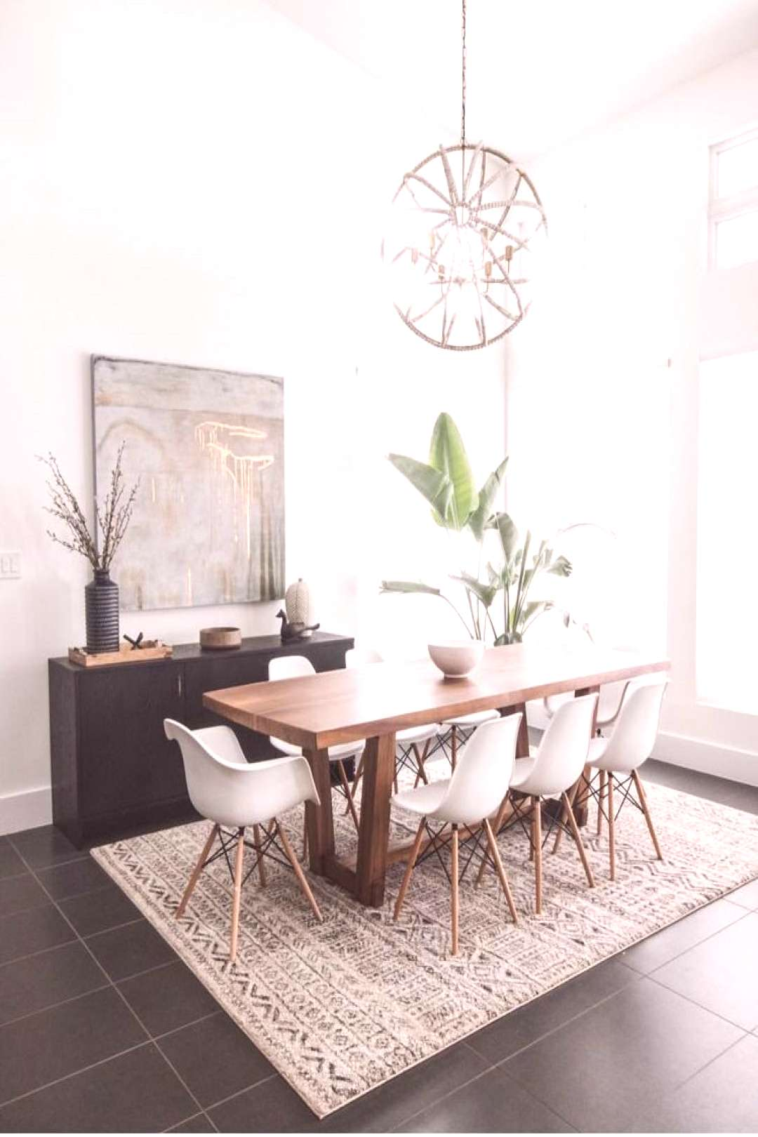 4 Principles for Creating the Perfect Dining Room - Jessica Elizabeth Create the perfect dining roo