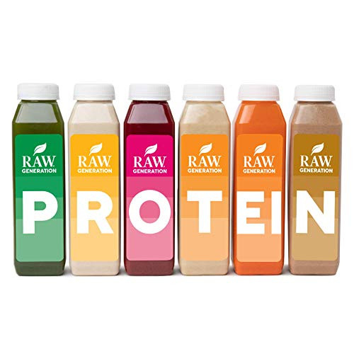 7-Day Protein Cleanse by Raw Generation® – High Protein