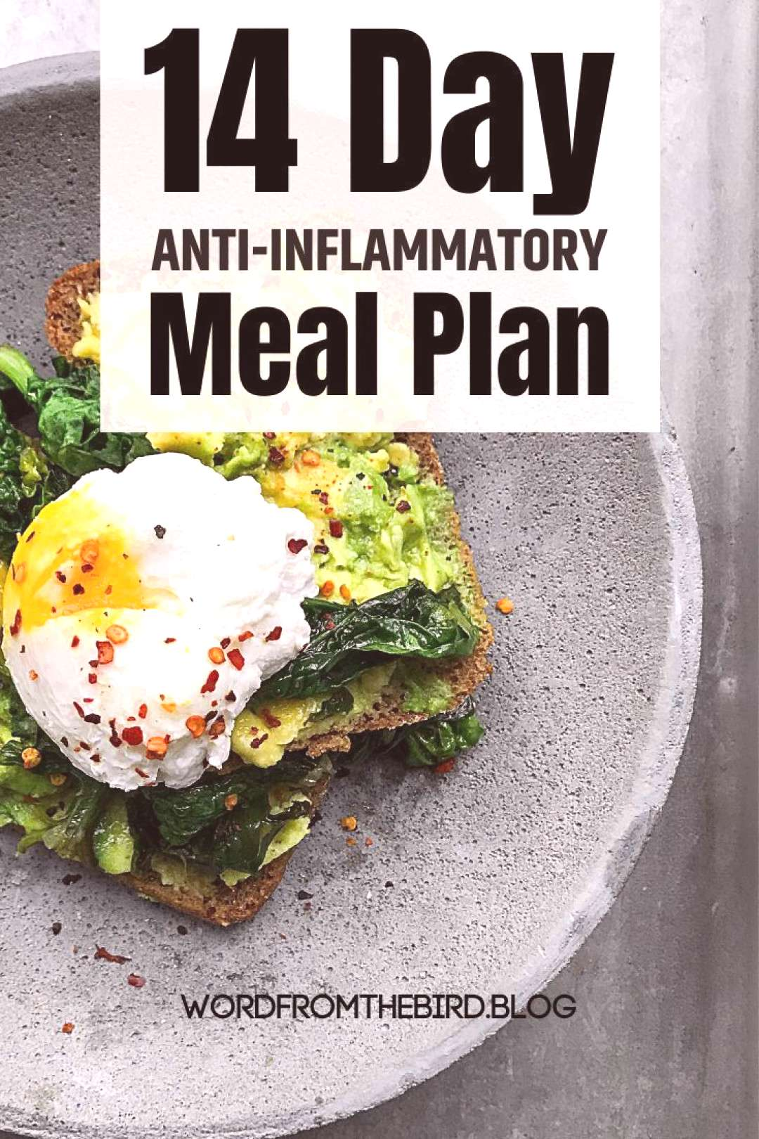 Anti inflammatory recipes and meal plans for breakfast lunch and dinner   Detox your body with thes
