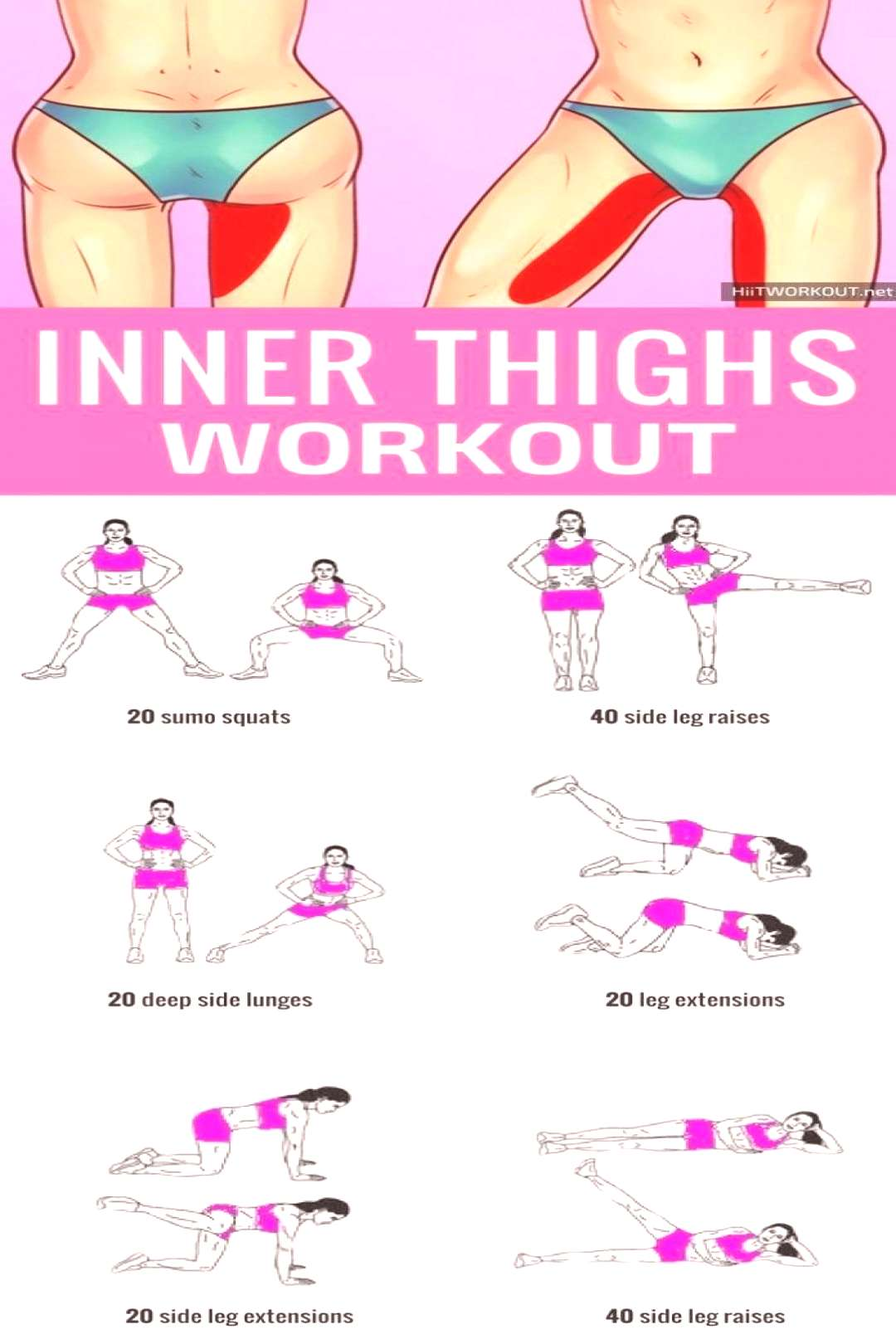 Diet 10 minutes of inner thigh training to try ... - Diet 10 minutes of inner thigh training to tr