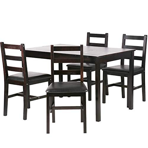Dining Table Set Kitchen Dining Table Set Wood Table and