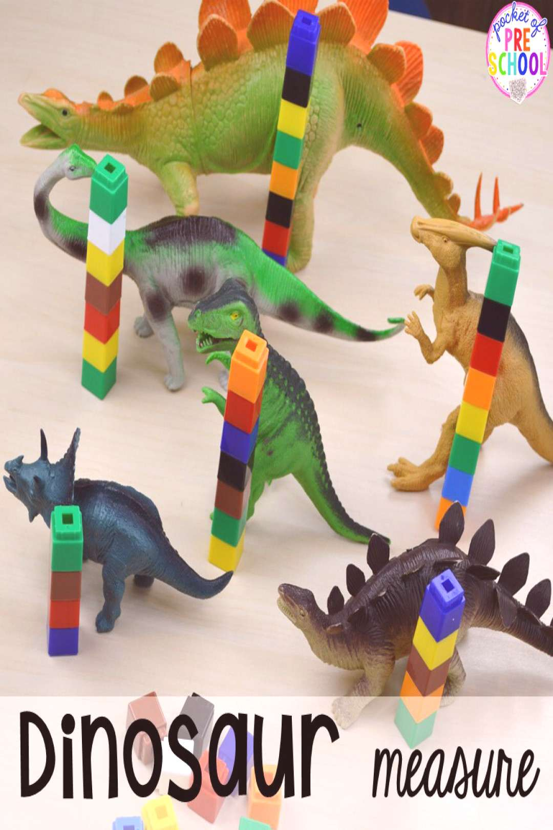 Dinosaur Themed Activities amp Centers for Little Learners - Pocket of Preschool
