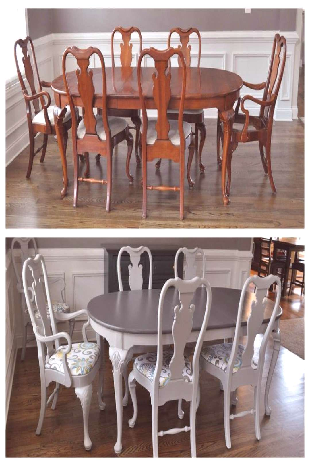 Furniture and Cabinet Paint Dining Set Ideas of Dining Rethunk Junk dining room maker over using