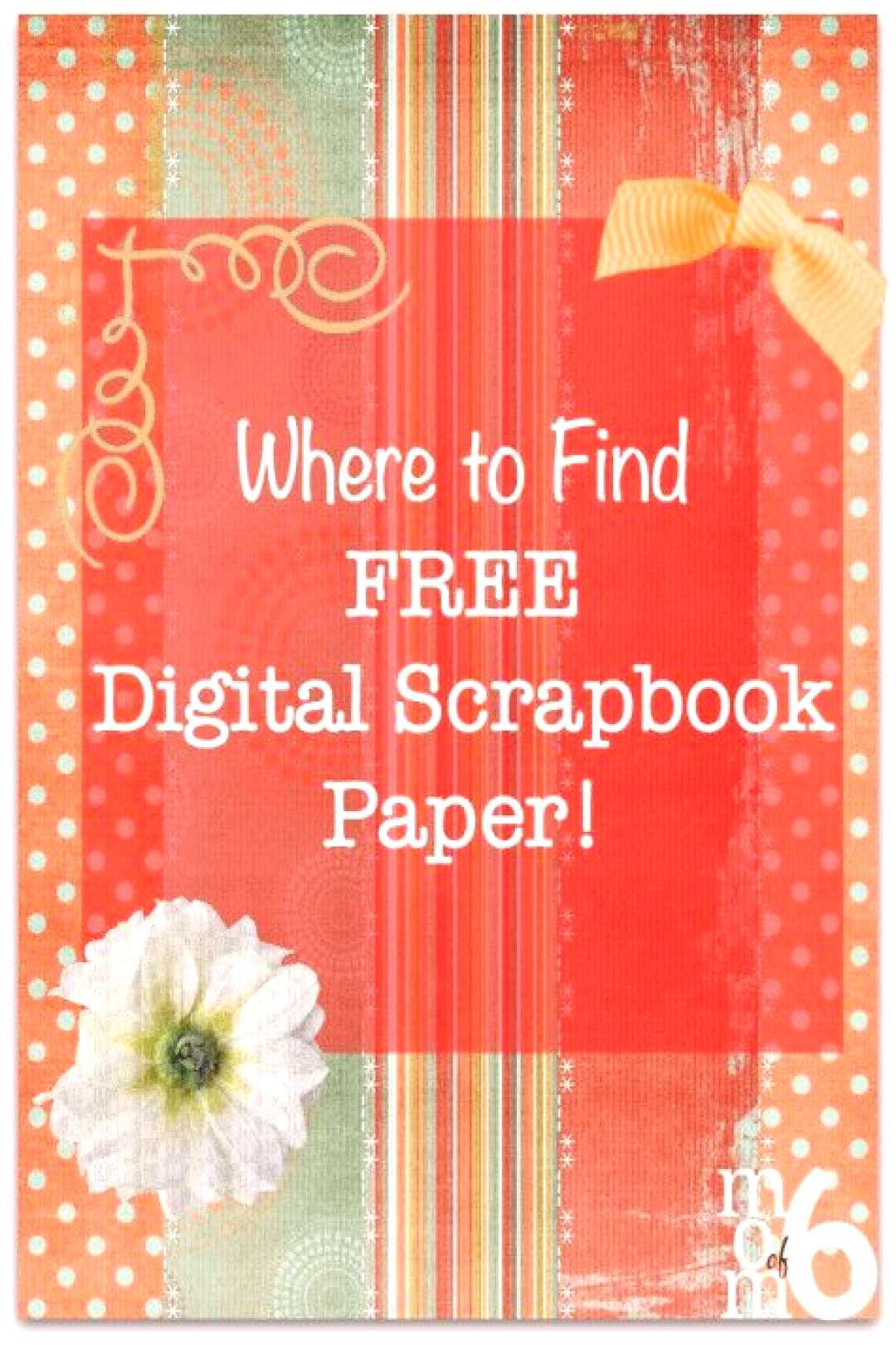 In Part 3 of our series on Free Digital Scrapbooking, I am going to show you a list of sites where