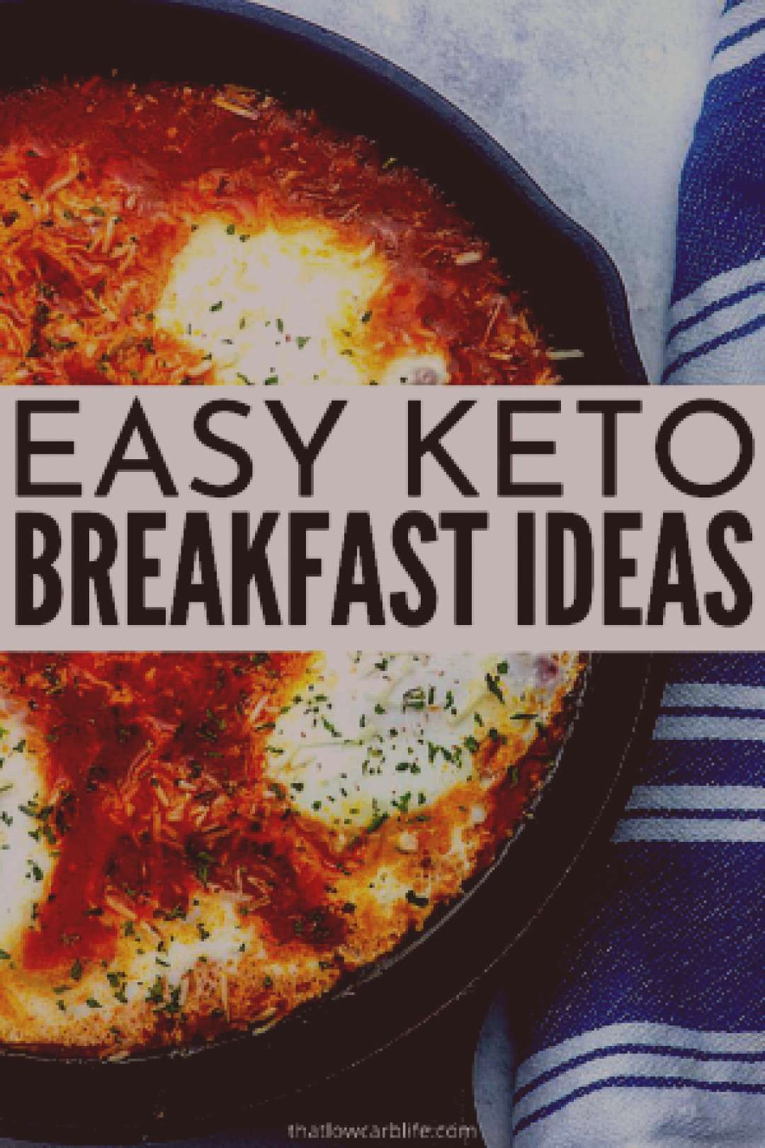 Keto Breakfasts eBook! Easy Keto Breakfast Ideas that will fill you up and fuel your body. You will