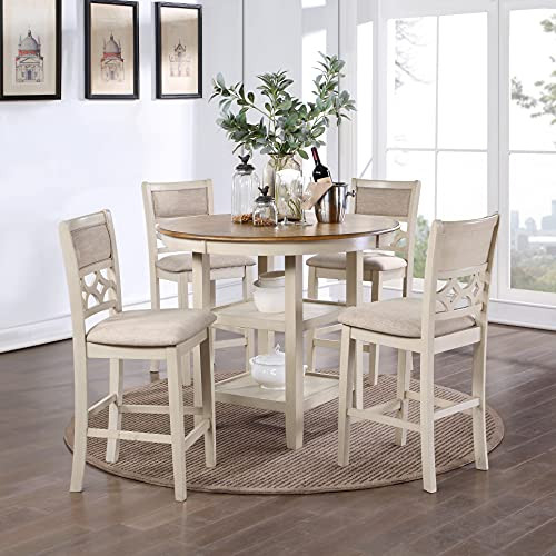 New Classic Furniture Mitchell Dining Room Table,