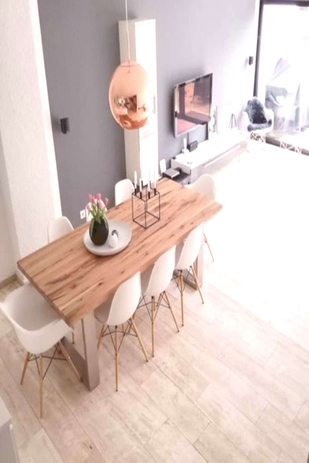 nice 48 Adorable Dining Room Tables Contemporary Design Ideas