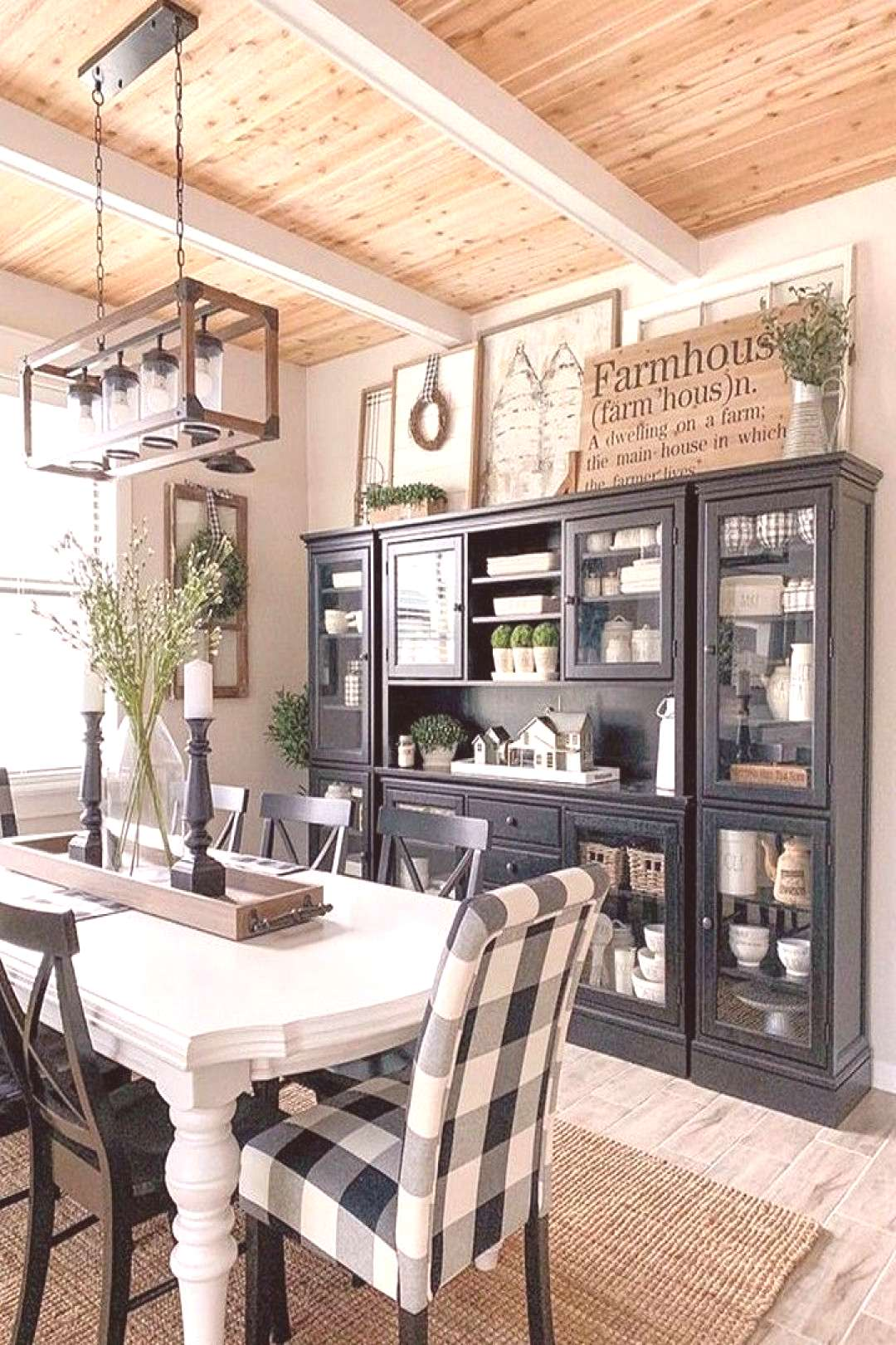 Rustic Home Decor Ideas For Your Dining Room
