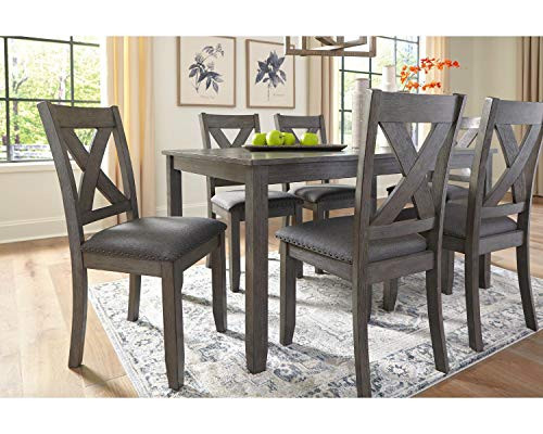 Signature Design by Ashley Caitbrook Dining Room Table Set,