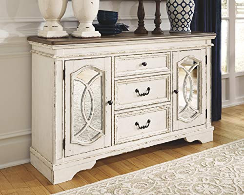 Signature Design by Ashley Realyn Dining Room Server,