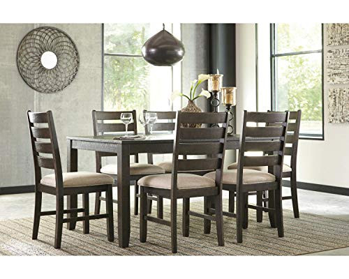 Signature Design by Ashley Rokane Dining Room Table Set with