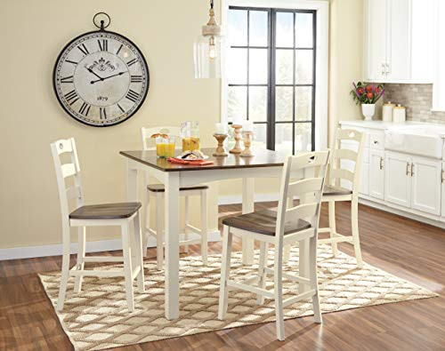 Signature Design by Ashley Woodanville Counter Height Dining