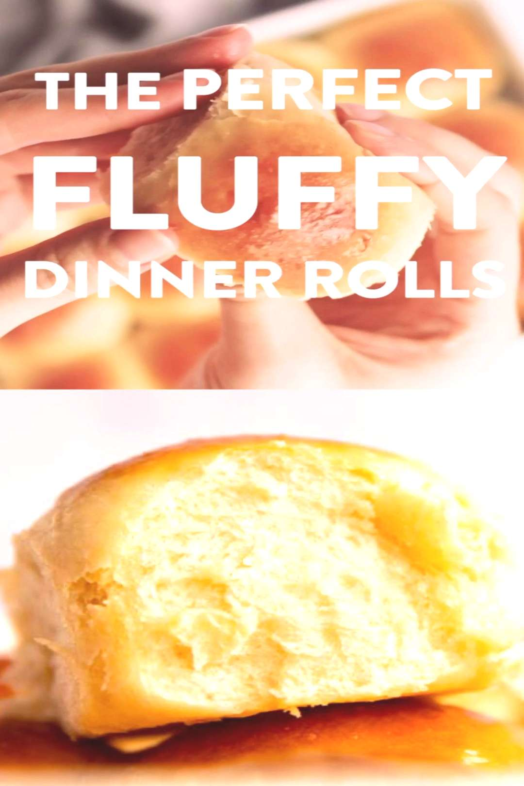 The Best Homemade Dinner Rolls This is my way of making fluffy, light and buttery dinner rolls. My