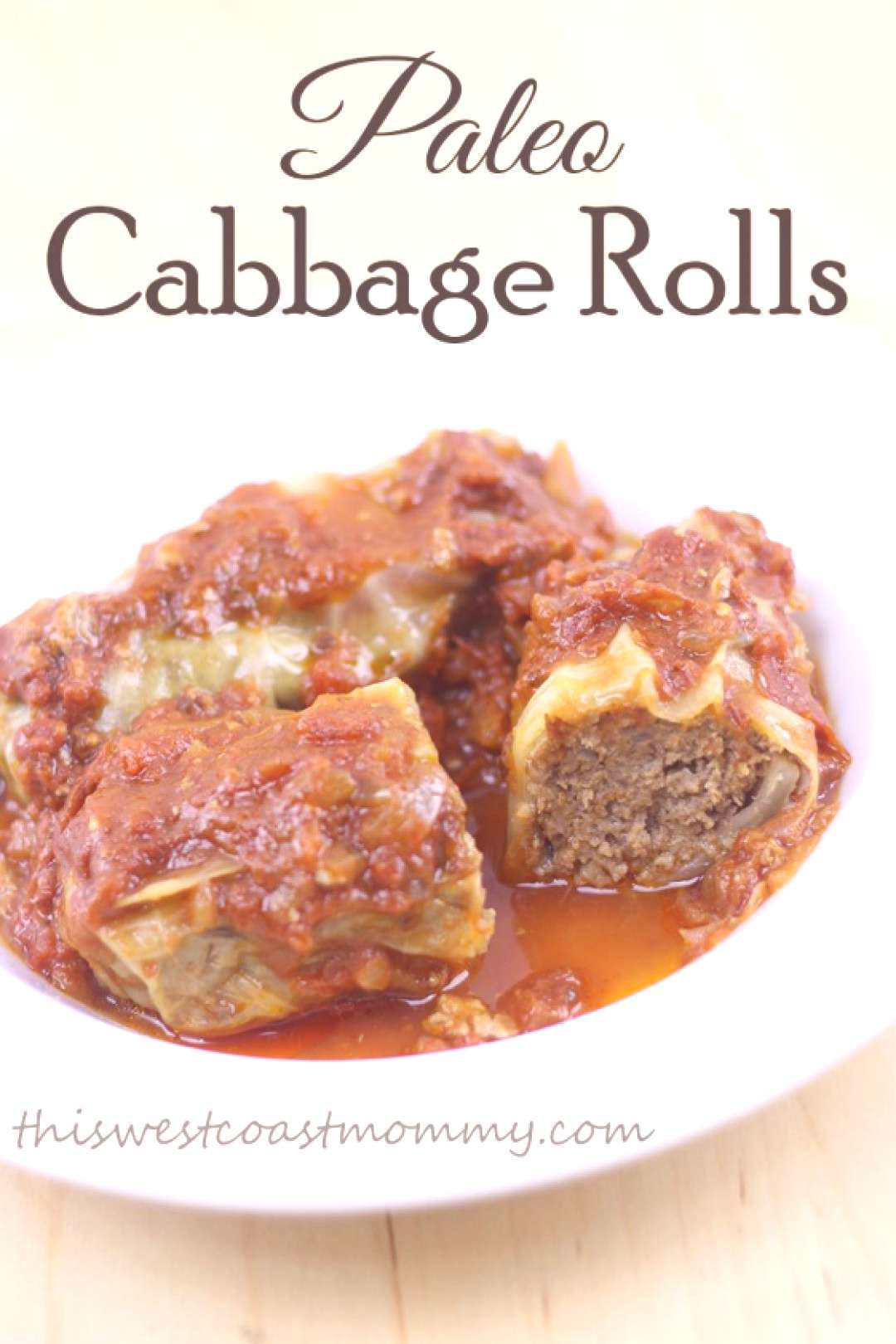 These grain-free and sugar-free cabbage rolls are deliciously paleo and Whole30 compliant. These pa