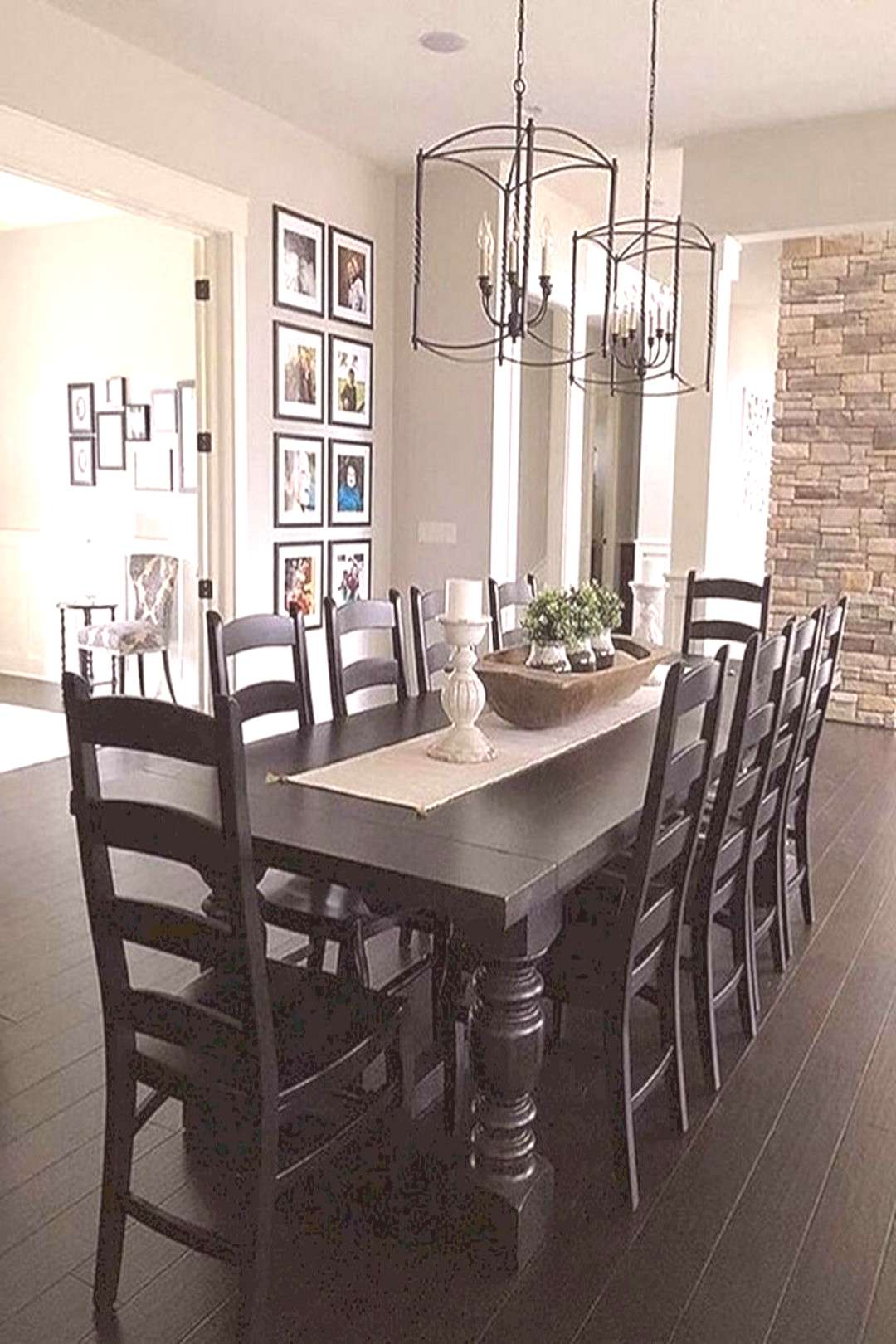 Top 12+ Farmhouse Dining Room Style Decoration Ideas To Increase Your Appetite