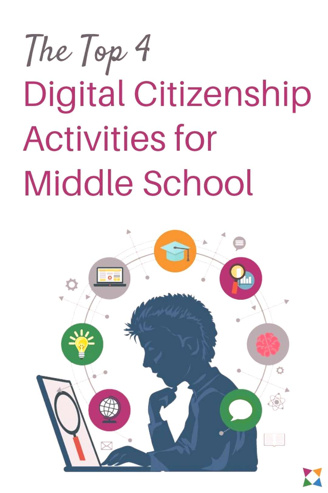 Top 4 Digital Citizenship Activities for Middle School Teaching digital citizenship is crucial in m