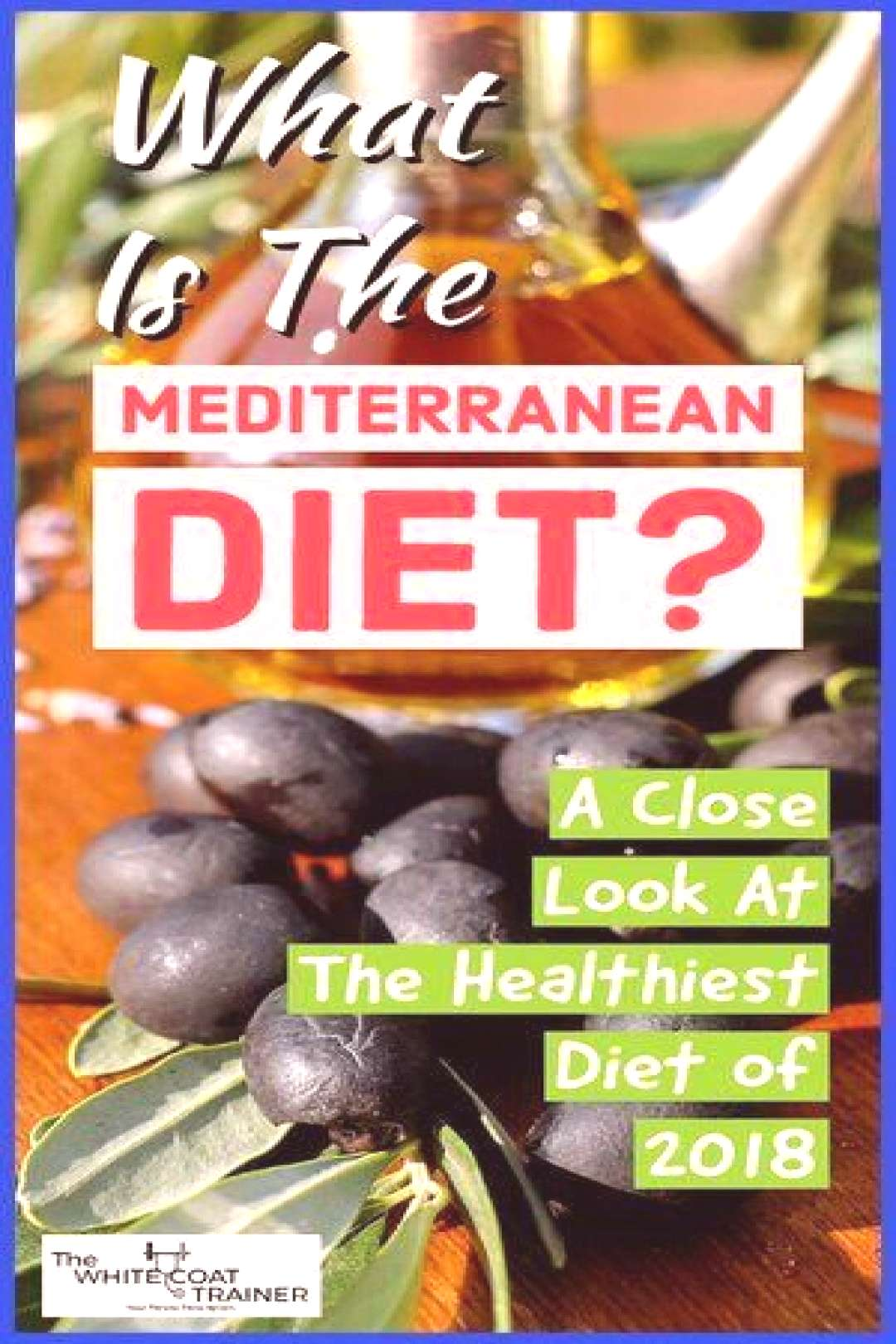 Why The Mediterranean Lifestyle Might Be The Healthiest Diet Ever